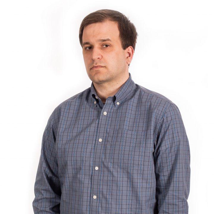 portrait of Bryan Berkas