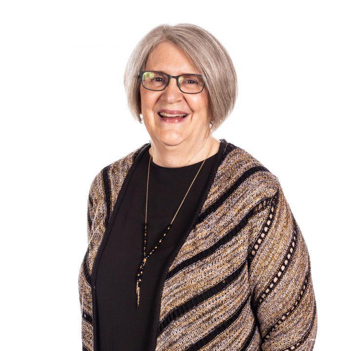 portrait of Kathy Hanway