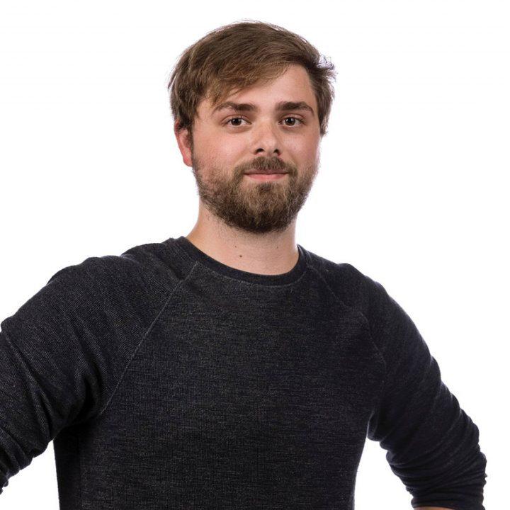 portrait of Josh Levy